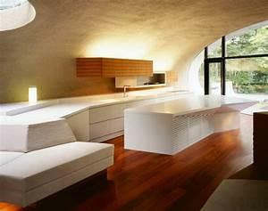 Maison Moderne Japonaise  U00e0 L U2019architecture Futuriste  U00e0