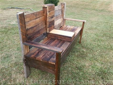 Pallett Bench by 15 Diy Outdoor Pallet Bench Pallet Furniture Plans