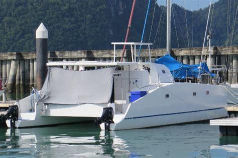 Catamaran Boat Malaysia by Used Power Catamaran Boats For Sale In Malaysia Boats