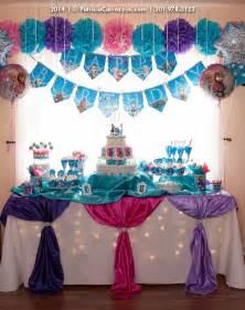 Frozen Themed Birthday Parties