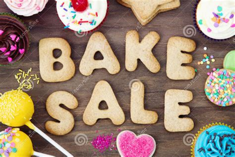 sample bake sale flyer templates psd ai word
