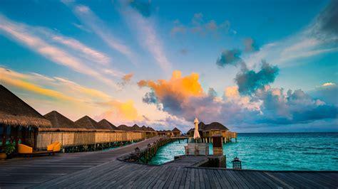 Maldives Beautiful Beach Hd Wallpaper  Hd Wallpapers