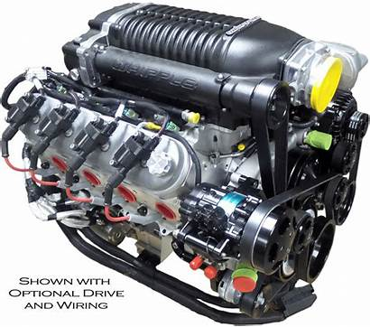 Engine Ls3 Crate Supercharged Engines Chevy Whipple