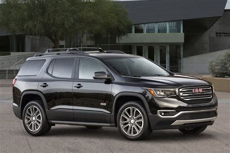 2018 Gmc Acadia by 2018 Gmc Acadia What S Changed News Cars