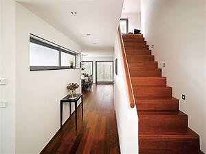 Treppe Im Wohnzimmer : 1000 ideen zu eingangshallen auf pinterest ~ Lizthompson.info Haus und Dekorationen