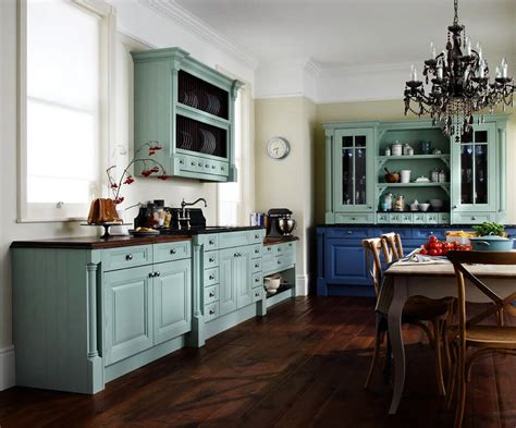 Best kitchen cabinet colors 2017 with white appliances ideas 2018. 15 Popular Colors for Kitchen - AllstateLogHomes.com