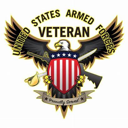 Veteran Vector Eagle Military American Armed States