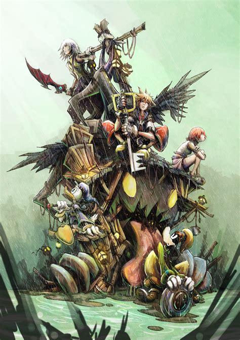 Kingdom Hearts By Johndevlin On Deviantart