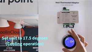 Samsung Air Conditioners Works With Nest Thermostat By