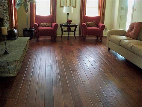 handscraped laminate flooring