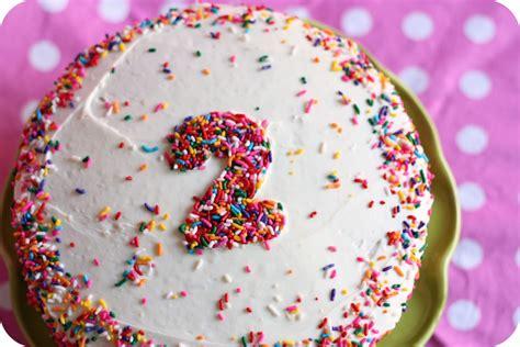 Simple Homemade Birthday Cake Littlelifeofminecom