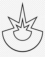 Explosion Coloring Clipart Desene Easy Transparent Point Star Pinclipart Clipartkey sketch template