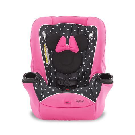 Disney Minnie Mouse 2 in 1 Car Seat