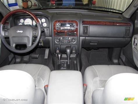jeep grand cherokee dashboard 2002 jeep grand cherokee overland 4x4 dashboard photos