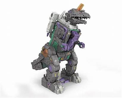 Trypticon Transformers Toy Hasbro Form Huge Fair