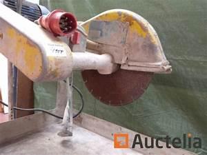 Scie A Beton : scie b ton clipper ~ Melissatoandfro.com Idées de Décoration