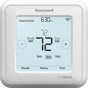 T Series T6 Pro Z-wave Thermostat