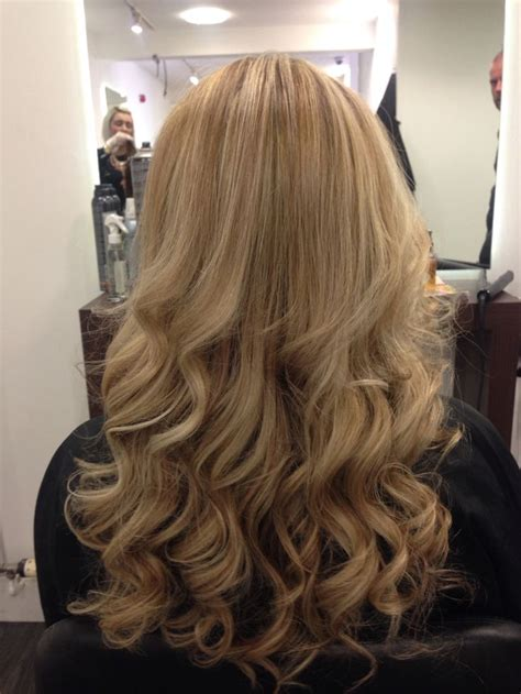 Ghd Curls Hairstyles by 12 Best Curly Blowdry Ghd Curls Images On