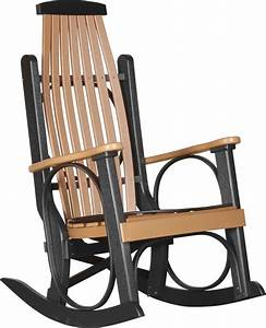 LuxCraft Grandpa's Poly Rocker from DutchCrafters Amish