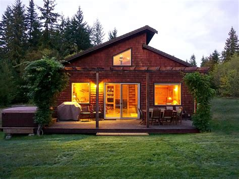 Olympic Mountain Views--private, Natural Su...