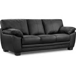 my sofa to go a plethora of bad black leather