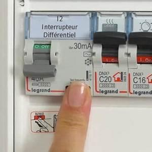 Combien De Watt Par M2 : quel interrupteur diff rentiel choisir pour son tableau lectrique espace grand public legrand ~ Melissatoandfro.com Idées de Décoration
