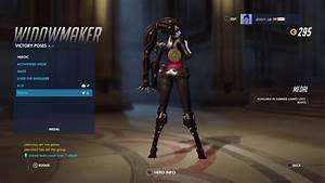 I FINALLY got n... Noire Widowmaker