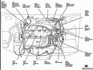 Diagram  1999 Ford Taurus Wiring Schematic Diagram Full