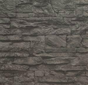 Papier Peint Mur De by Papier Peint Trompe L Oeil Mur De Pierre Wood N Stone