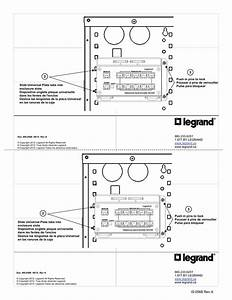 On Legrand Tm1045 10 Rj31x