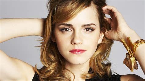 Beautiful Pink Lips Emma Watson Wallpapers