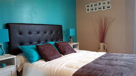 awesome chambre bleu turquoise photos seiunkel us