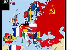 Europe Timeline of National Flags Part 1 YouTube