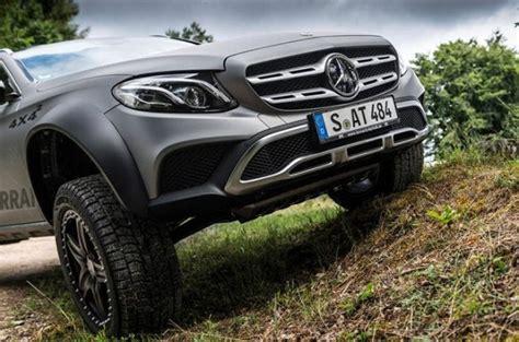 Modifikasi Mercedes E Class by Modifikasi Mewah Mercedes E Class All Terrain 4x4 178