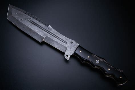 Hand-Forged Damascus Knives By Jackson Blades | Men's Gear