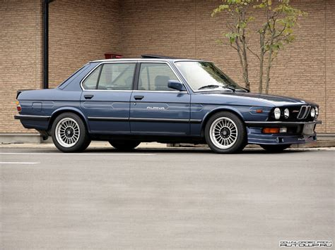 Alpina B9 3.5 (e28) Photos