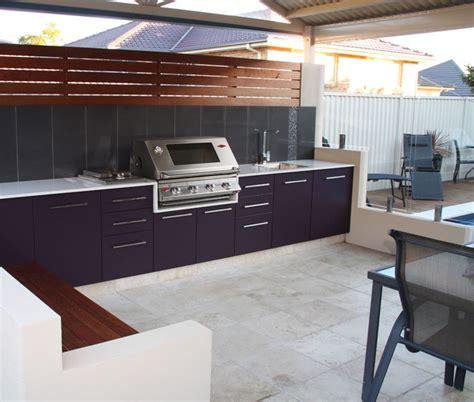 Kitchen Walls Ideas - outdoor kitchens sydney custom alfresco kitchen designs