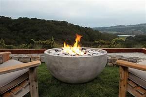 Gas Feuerstelle Outdoor : the infinite artisan fire bowl ~ Michelbontemps.com Haus und Dekorationen