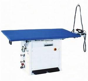 Table A Repasser Aspirante : table repasser rectangulaire professionnelle aspirante ~ Premium-room.com Idées de Décoration
