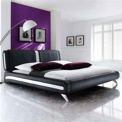 Polsterbett Komplett Malin Bett 180x200 Schwarz