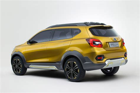 Datsun Cross Wallpapers by Datsun Go Cross Concept Debuts In Delhi