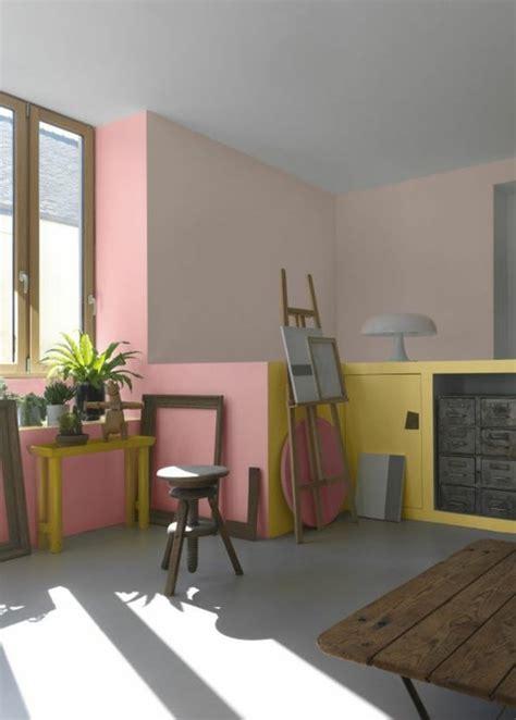 peindre une chambre avec deux couleurs cheap peindre une en deux couleurs with comment