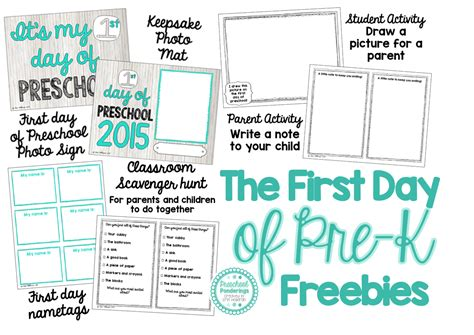 preschool ponderings day of preschool freebie 988 | first%2Bday%2Bof%2Bprek%2Bpin