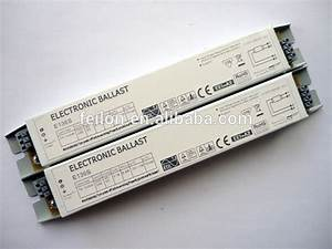 T5 Electric Ballast Electronic Dc Fluorescent Ballast 12v