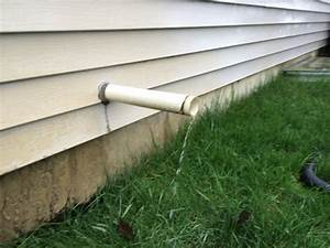 Discharge Pipe For Sump Pump