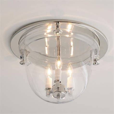 flush ceiling bell lantern flush mount ceiling le veon