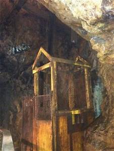 elevator - Picture of Old Hundred Gold Mine Tour ...