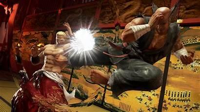 Geese Howard Tekken Dlc Vs Mishima Guest