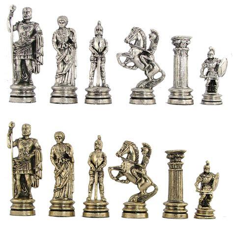 4 1 2 quot legion metal chess pieces