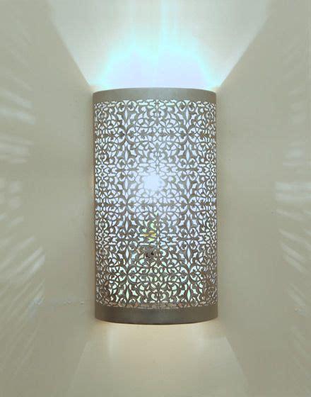 laylia wall light fixture nickel i want that wall